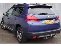 2014 Peugeot 2008 1.6 e-HDi 115 Allure 5 door Diesel Estate
