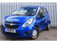 2011 Chevrolet Spark 1.0i + 5 door Petrol Hatchback