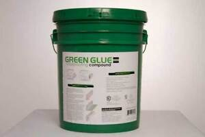 Green Glue Damping Noiseproofing Compound 43lb Pail