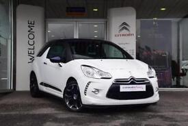 2013 Citroen DS3 1.6 VTi 16V DStyle Plus 3 door Petrol Hatchback
