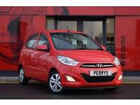 2011 Hyundai i10 1.2 Active 5 door Petrol Hatchback