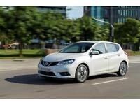 2016 Nissan Pulsar 1.2 DiG-T N-Connecta 5 door Petrol Hatchback