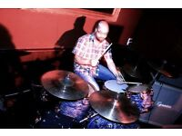 Drum Tutor available for home visits