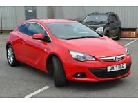 2013 Vauxhall Astra GTC 2.0 CDTi 16V SRi 3 door Diesel COUPE