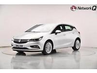 2016 Vauxhall Astra 1.6 CDTi 16V 136 Elite Nav 5 door Diesel Hatchback