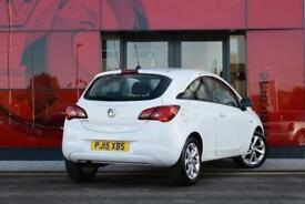 2015 Vauxhall Corsa 1.4 ecoFLEX Excite 3 door [AC] Petrol Hatchback