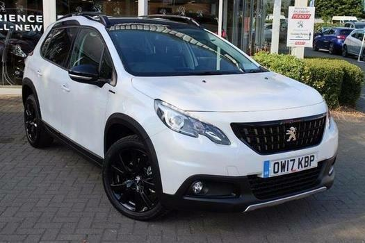 2017 peugeot 2008 1 2 puretech 130 gt line 5 door petrol estate in aylesbury buckinghamshire. Black Bedroom Furniture Sets. Home Design Ideas