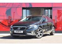 2014 Volvo V40 D2 Cross Country Lux 5 door Powershift Diesel Hatchback