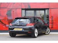 2014 Volkswagen Scirocco 2.0 TDi BlueMotion Tech GT 3 door [Nav/Leather] Diesel