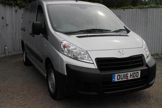 2016 Peugeot Expert 1000 1.6 HDi 90 H1 Professional Van [Nav] Diesel