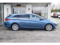 2013 Hyundai i40 Tourer 1.7 CRDi [136] Style 5 door Auto Diesel Estate