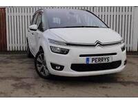 2014 Citroen C4 Grand Picasso 1.6 e-HDi 115 Airdream Exclusive 5 door Diesel Est