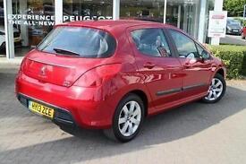 2013 Peugeot 308 1.6 e-HDi 112 SR 5 door Diesel Hatchback
