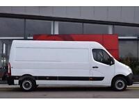 2017 Vauxhall Movano 2.3 CDTI H2 Van 110ps Diesel