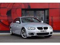 2011 BMW 3-Series 318i M Sport 2 door Petrol Coupe