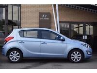 2013 Hyundai i20 1.4 Active 5 door Petrol Hatchback