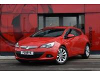 2017 Vauxhall Astra GTC 1.4T 16V 140 SRi 3 door Petrol COUPE