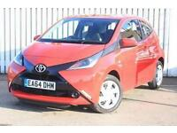 2014 Toyota AYGO 1.0 VVT-i X-Play 3 door Petrol Hatchback