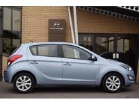 2014 Hyundai i20 1.2 Active 5 door Petrol Hatchback