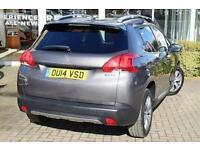 2014 Peugeot 2008 1.6 VTi Allure 5 door Auto Petrol Estate