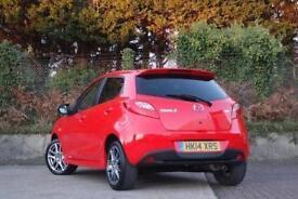 2014 Mazda 2 1.3 SE 5 door Petrol Hatchback