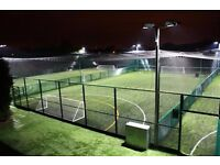 Players wanted for 5 a side football game