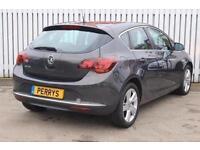 2012 Vauxhall Astra 1.3 CDTi 16V ecoFLEX SRi 5 door Diesel Hatchback