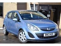 2013 Vauxhall Corsa 1.4 Exclusiv 5 door [AC] Petrol Hatchback