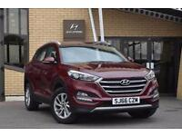 2016 Hyundai Tucson 1.6 GDi Blue Drive SE 5 door 2WD Petrol Estate