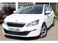 2014 Peugeot 308 1.6 HDi 115 Active 5 door Diesel Hatchback
