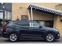 2016 Hyundai Santa FE 2.2 CRDi Blue Drive Premium 5 door [7 Seats] Diesel Estate
