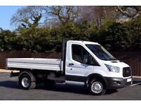 2017 Ford Transit 2.0 TDCi 130ps 'One Stop' Tipper [1 Way] Diesel Tipper
