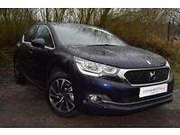 2016 Citroen DS4 1.6 BlueHDi Elegance 5 door Diesel Hatchback