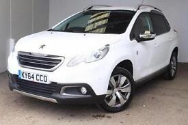 2014 Peugeot 2008 1.2 VTi Crossway 5 door Petrol Estate