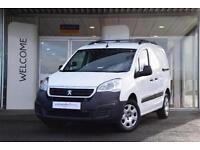 2016 Peugeot Partner 850 1.6 HDi 92 Professional Van Diesel