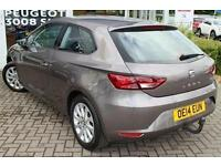 2014 SEAT Leon SC 1.2 TSI SE 3 door DSG [Technology Pack] Petrol Coupe
