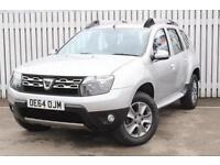 2015 Dacia Duster 1.5 dCi 110 Laureate 5 door Diesel Estate