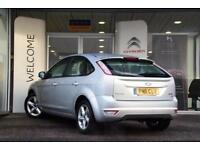 2011 Ford Focus 1.6 Zetec 5 door Petrol Hatchback