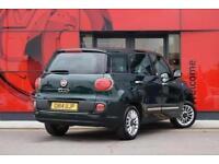 2014 Fiat 500L MPW 1.3 Multijet 85 Lounge 5 door [7 Seat] Dualogic Diesel Estate