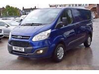2017 Ford Transit Custom 2.0 TDCi 130ps Low Roof Trend Van Diesel