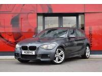 2014 BMW 1-Series 120d M Sport 5 door Diesel Hatchback