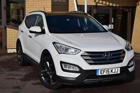 2015 Hyundai Santa FE 2.2 CRDi Premium SE 5 door Auto [7 Seats] Diesel Estate