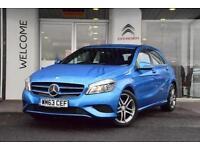 2014 Mercedes A-Class A180 CDI BlueEFFICIENCY SE 5 door Diesel Hatchback