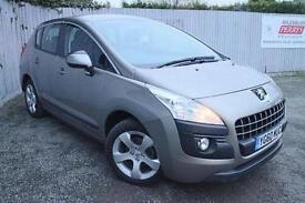 2010 Peugeot 3008 1.6 HDi Sport 5 door EGC Diesel Estate