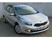 2014 Kia Ceed 1.4 CRDi 1 5 door Diesel Estate
