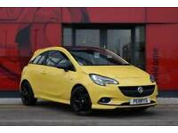 2016 Vauxhall Corsa 1.4T [100] Limited Edition 3 door Petrol Hatchback