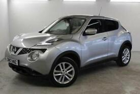 2017 Nissan Juke 1.2 DiG-T N-Connecta 5 door Petrol Hatchback