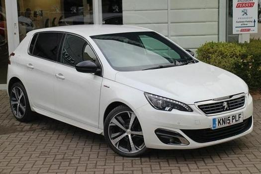 2015 Peugeot 308 16 Hdi 115 Gt Line 5 Door Diesel Hatchback In