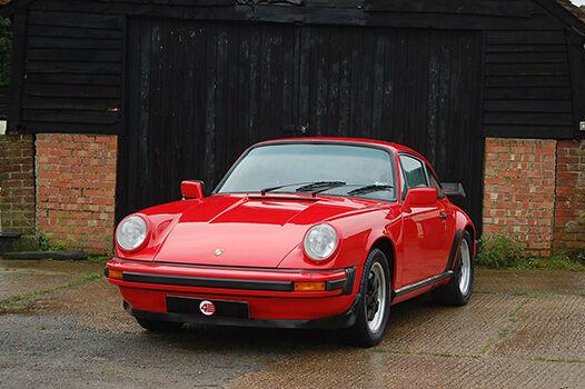 Why Purchase a Vintage Porsche 911