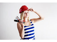 HANDYMAN ** LOW RATES ** PAINTING ** OFFICE REPAIRS ** HOME REPAIRS ** NO CALL OUT CHARGE ** LONDON